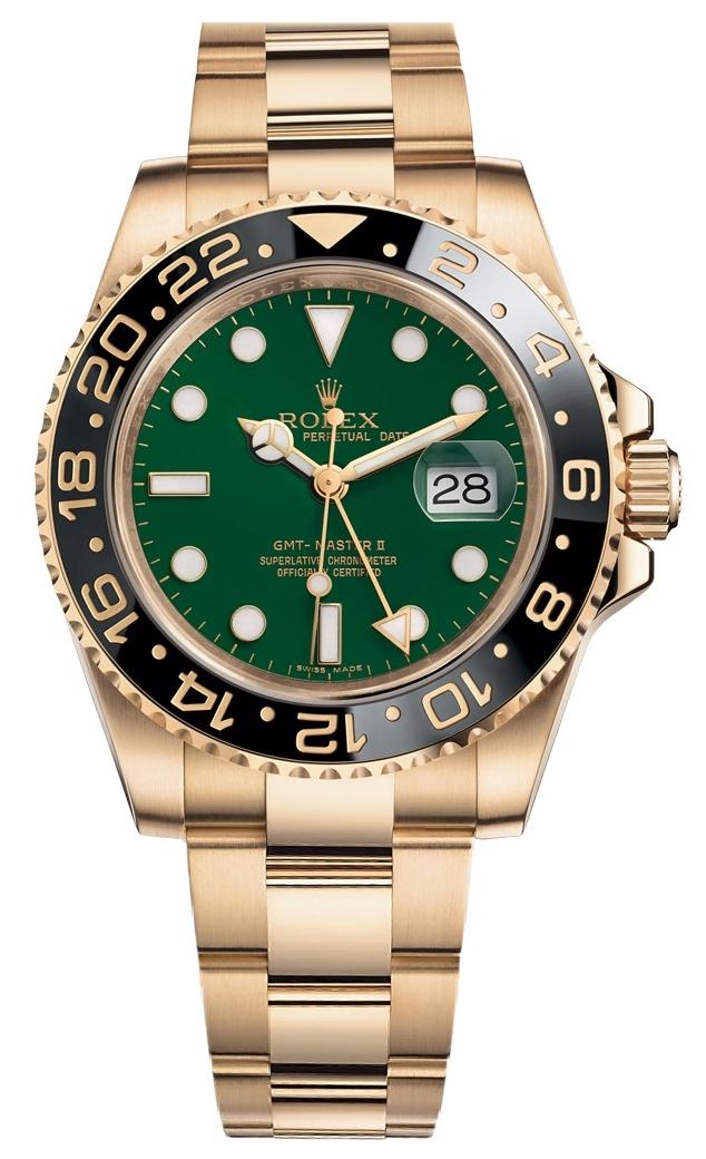 8bb4dae5401 GMT-Master II | Rolex | 116718LN