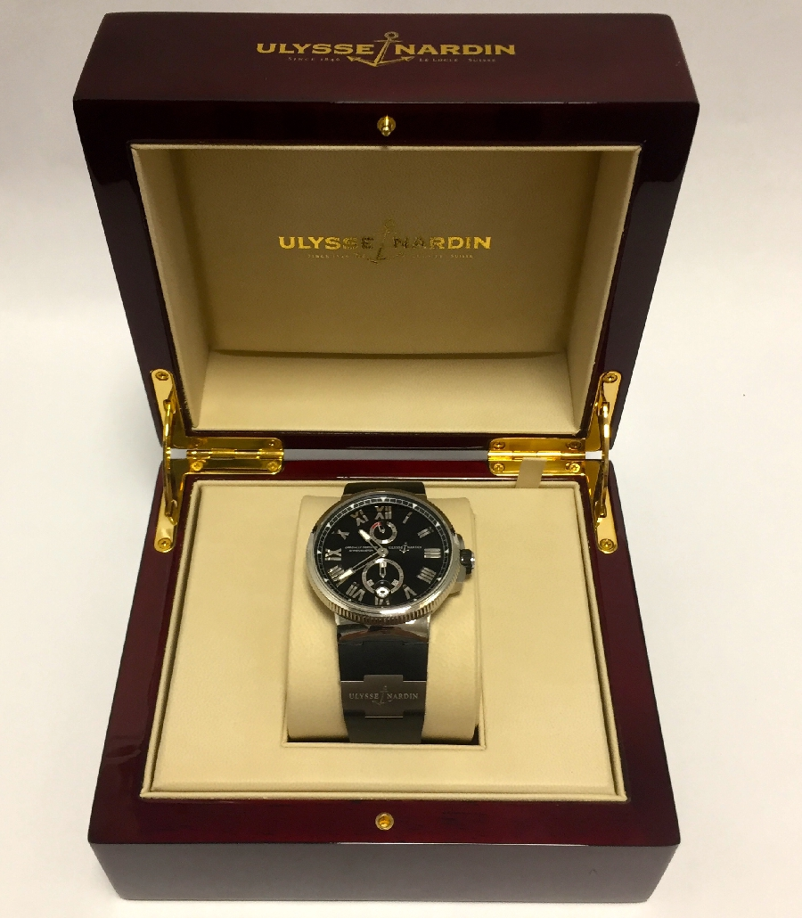Ulysse Nardin Marine Chronometer 43 mm